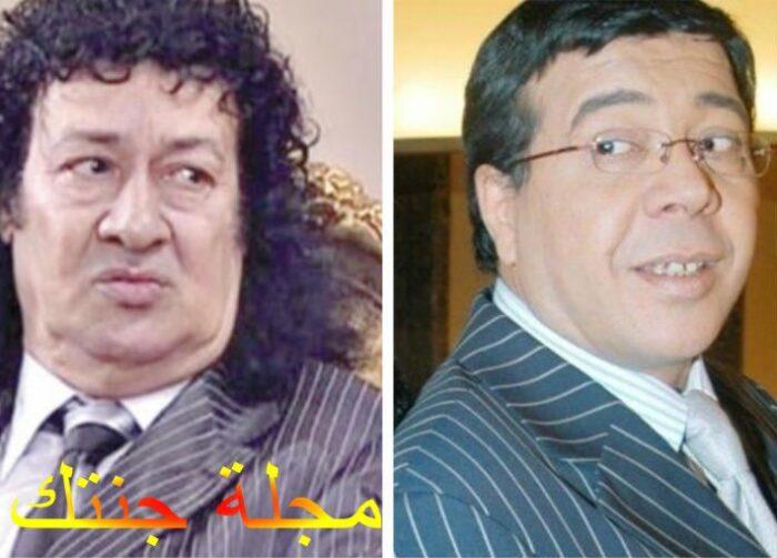 احمد ادم و الفنان الراحل محمد نجم
