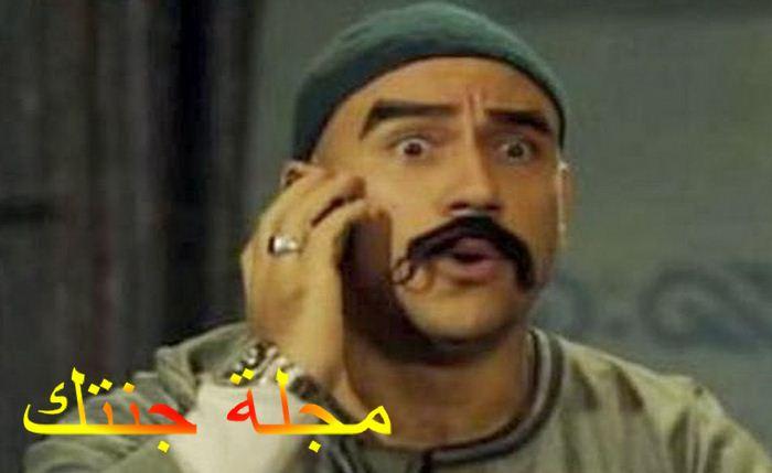 احمد مكى بشخصية الكبير قوى