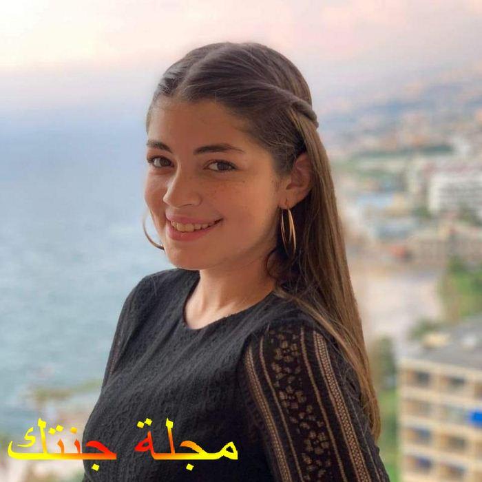 الفنانة الصاعدة ليلي احمد زاهر