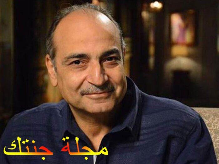 الفنان احمد كمال زوج عبلة كامل الاول