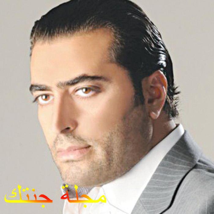 الفنان السورى باسم ياخور