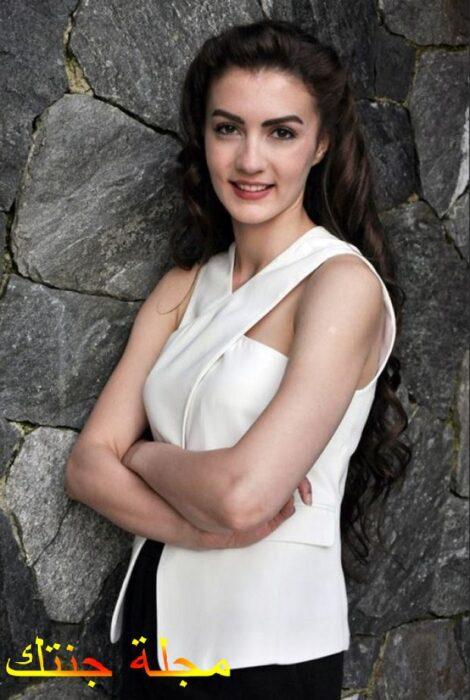 الممثلة بورجو اوزبيرك