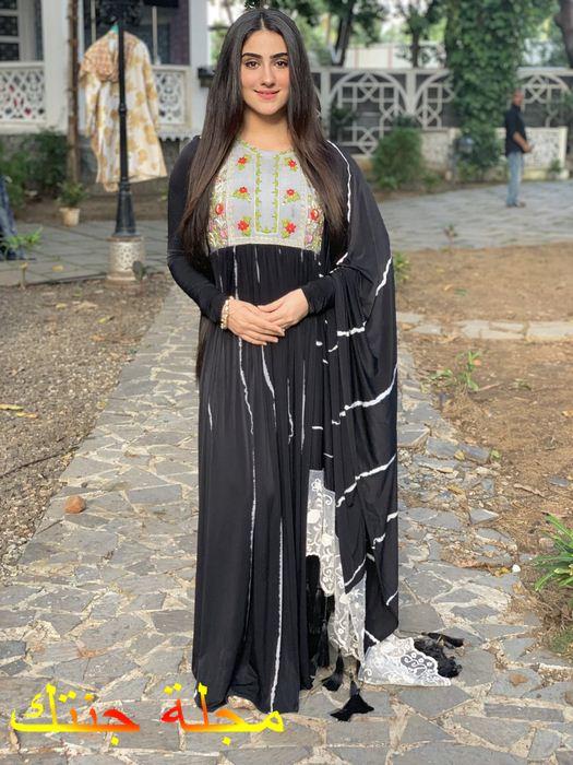 الممثلة ديانا خان