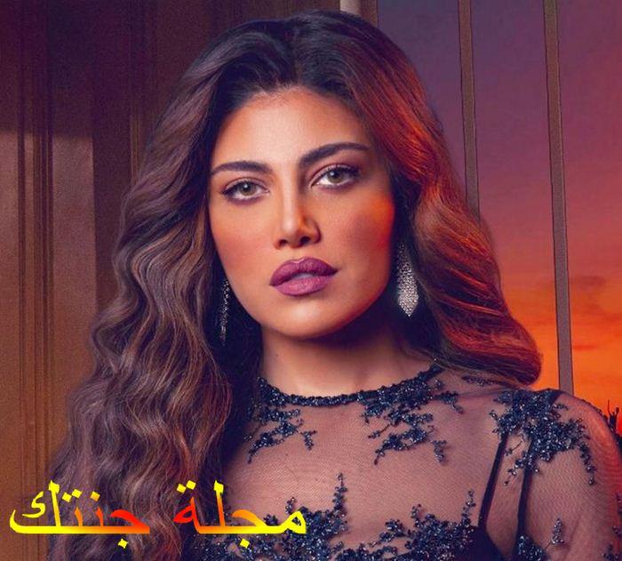 الممثلة ريهام حجاج