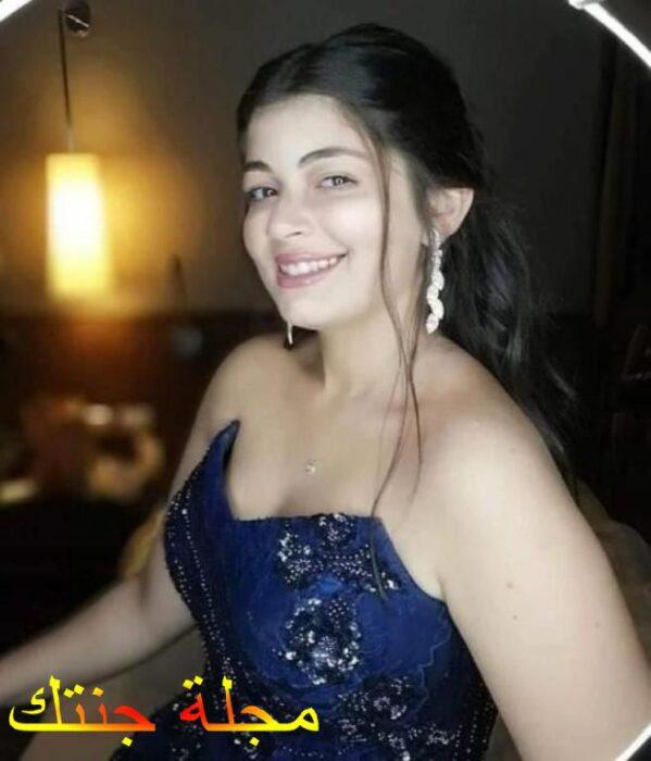 الممثلة ليلي احمد زاهر