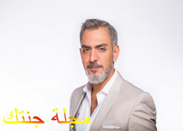 الممثل السورى فراس سعيد