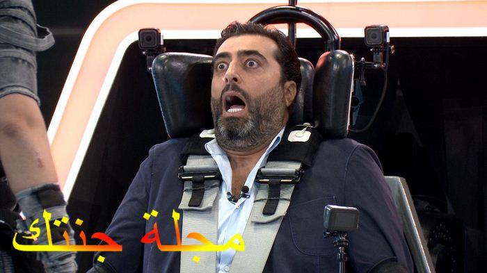 باسم ياخور في برنامج رامز مجنون رسمى