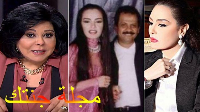 علاء الخواجة زوج اسعاد يونس و شريهان