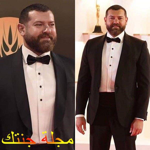 عمرو يوسف في احد المهرجانات