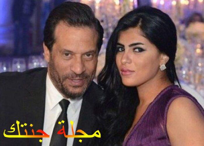 ماحد المصرى و زوجته رانيا
