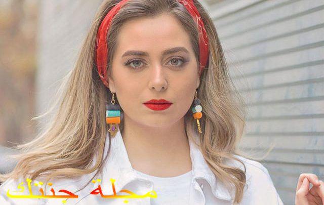 الممثلة الجميلة هبة مجدي