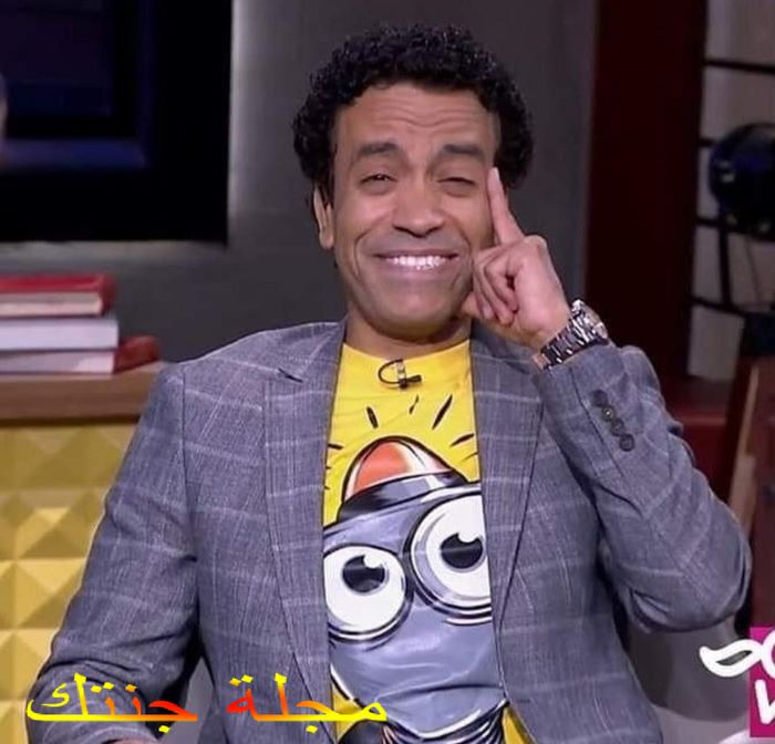 الممثل الكوميدي سامح حسين