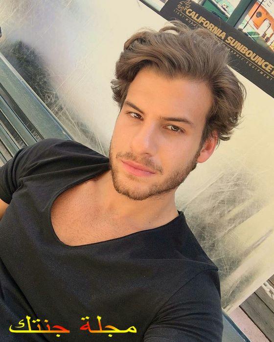 النجم التركي Mustafa Mert Koc