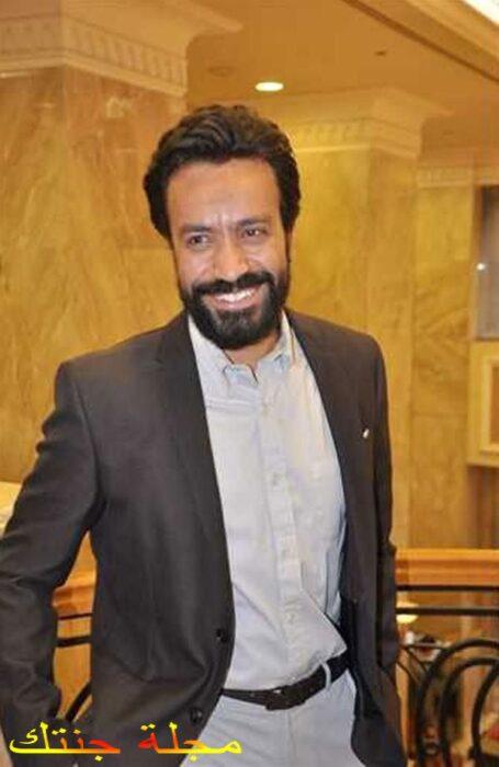 النجم الكوميدي سامح حسين