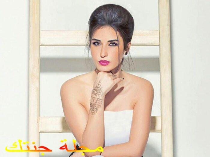 النجمة فاطمة ناصر