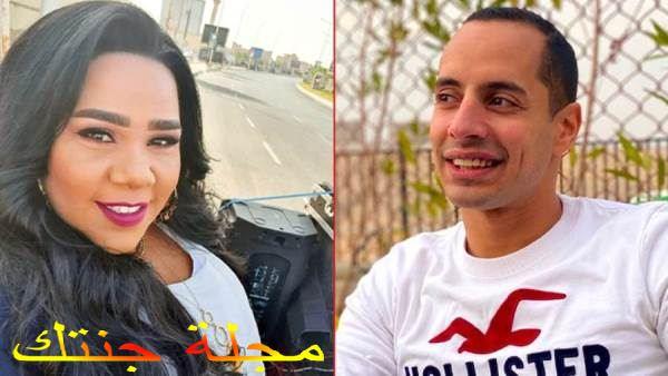 شيماء سيف و عمرو وهبة ابطال المسلسل