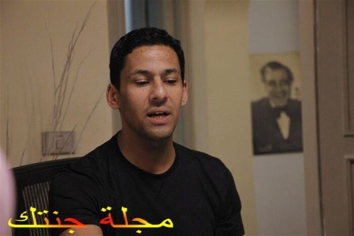 علي قاسم في احدى حواراته