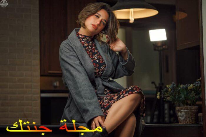الفنانة راندا عبد السلام