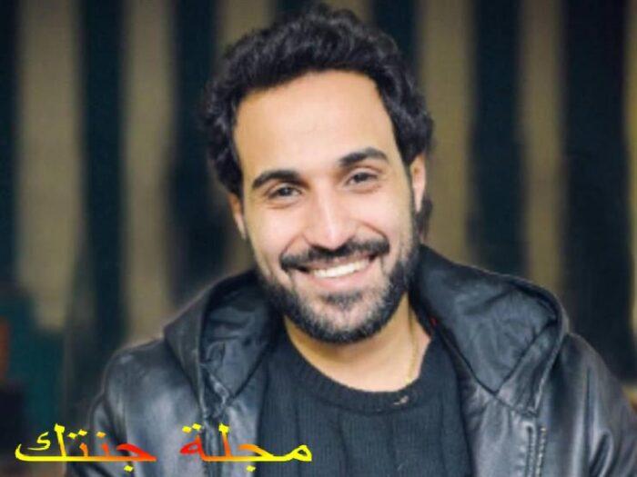 الفنان احمد فهمى