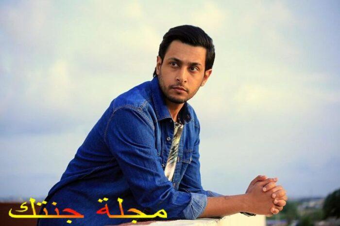 الفنان السعودى فيصل العمرى