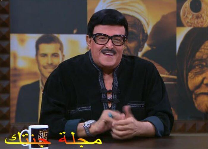 الفنان الكوميدى سمير غانم