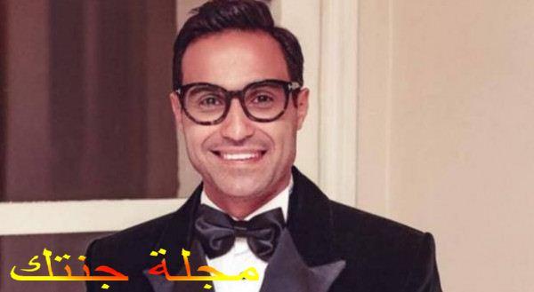 الفنان المتميز احمد فهمى