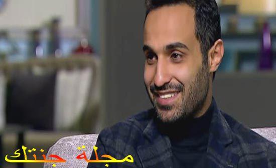 الكوميدى احمد فهمى
