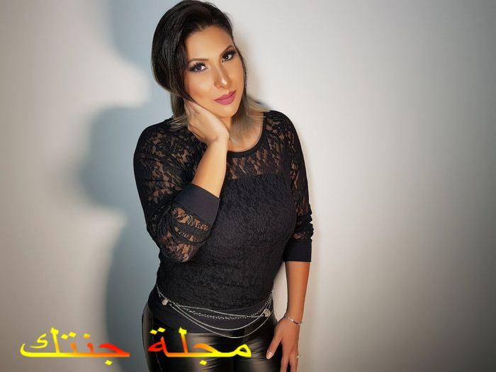 الممثلة التونسية يسرا المسعودى