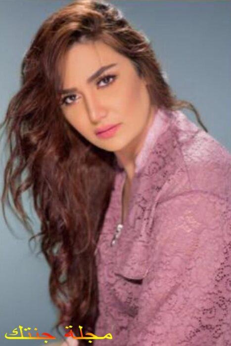 الممثلة سارة العلي