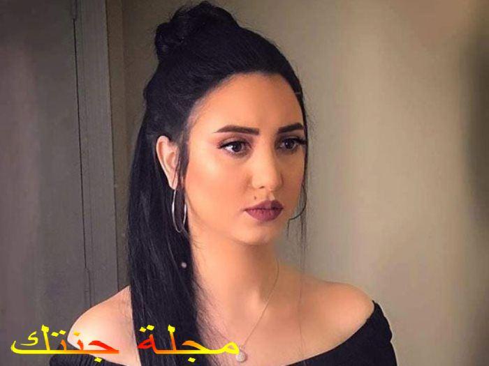 الممثلة هبة حسن