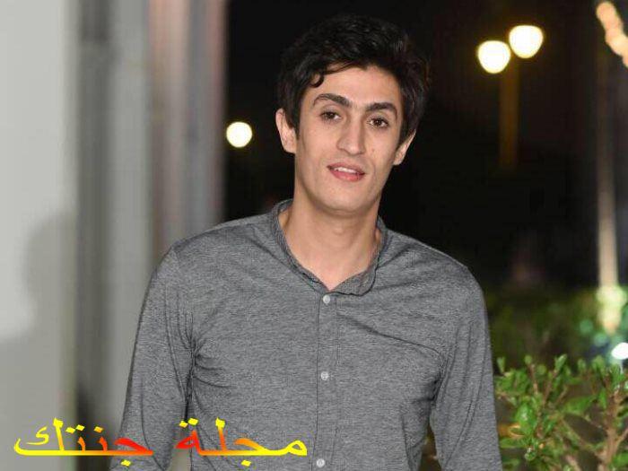 الممثل احمد بسيم