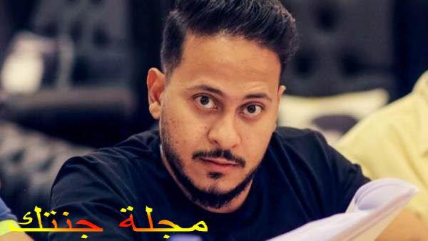 الممثل كريم عفيفي