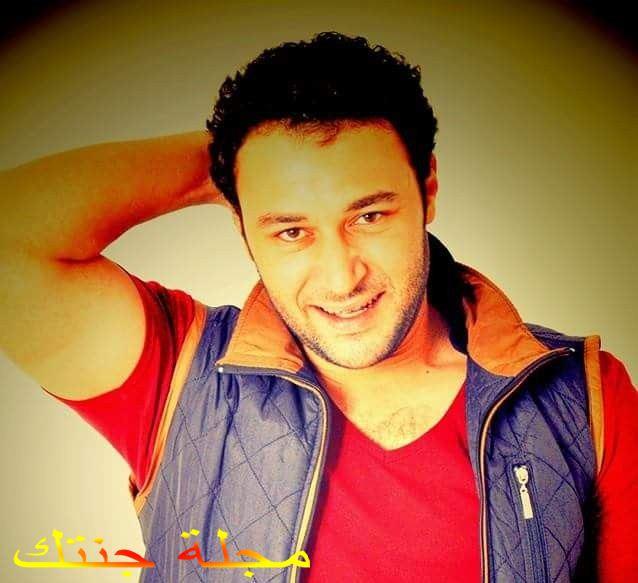 الممثل محمد العمروسي
