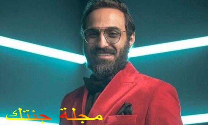 النجم احمد فهمى