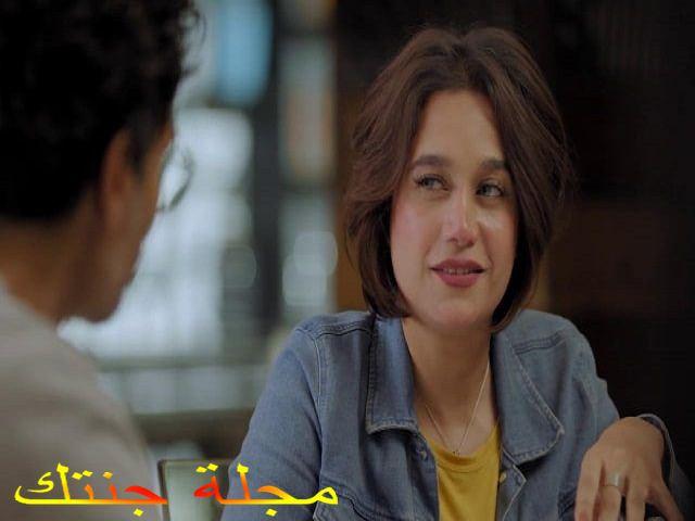 راندا عبد السلام في مشهد من مسلسل طاقة حب