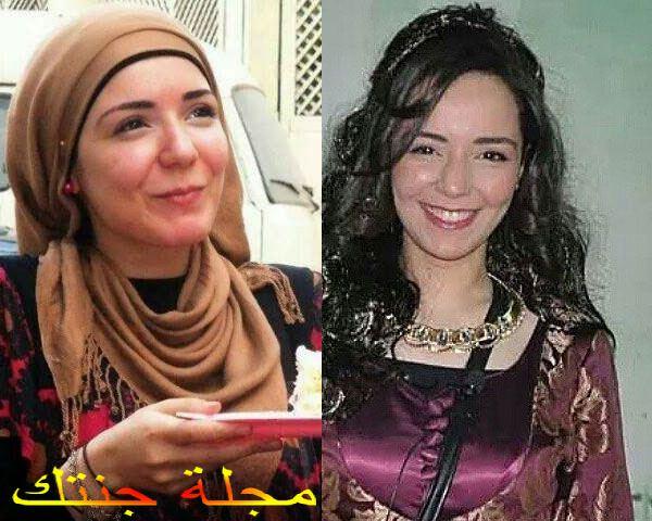 سارة قبل و بعد الحجاب