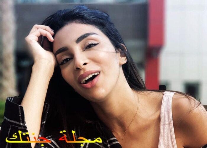 الفنانة العنود سعود