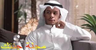 الفنان مشارى العجيل