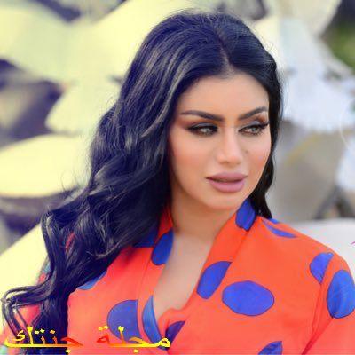 الممثلة الكويتية سارة المطيرى