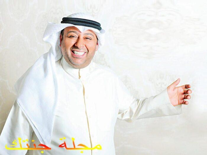 النجم الكويتى حسن البلام