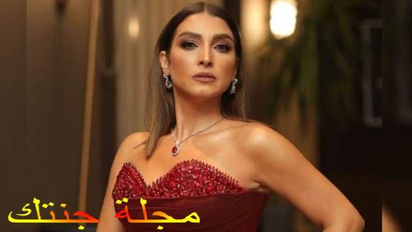 روجينا بطلة مسلسل بنت السلطان