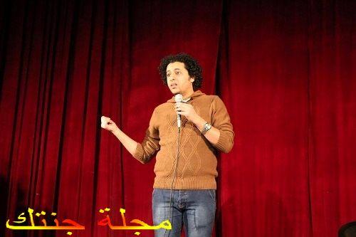 صلاح الدالي علي المسرح