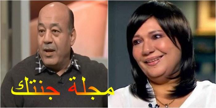عايدة رياض و حجاج عبد العظيم مشاركين في مسلسل هى Wm