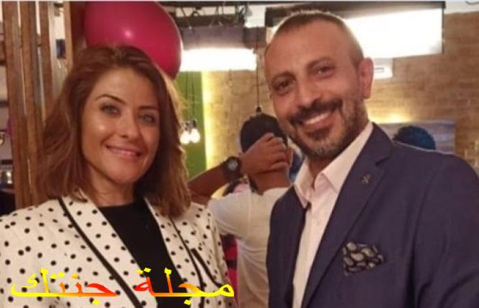 محمود عزت مع الفنانة هيدى كرم