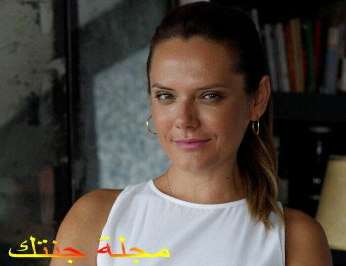 الفنانة التركية اسلي اوركان