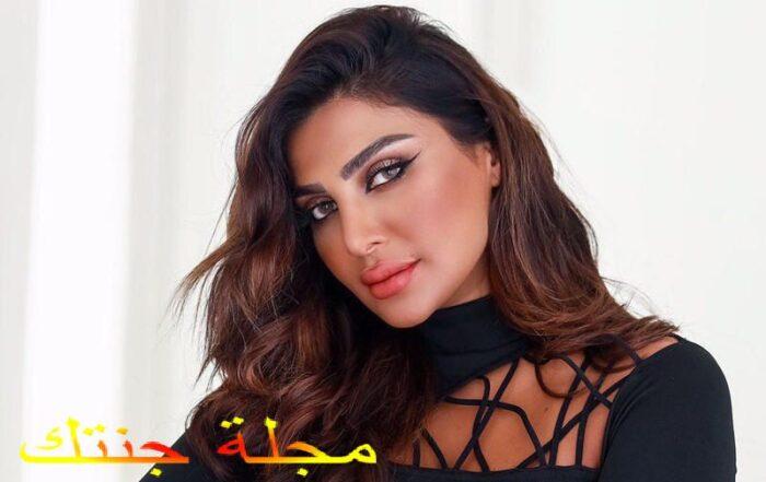 الفنانة الكويتية امل العوضي