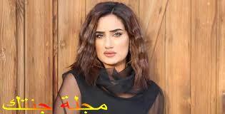 الفنانة الكويتية سارة القبندى