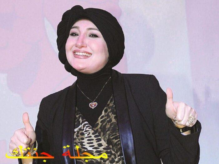 الفنانة الكويتية سماح