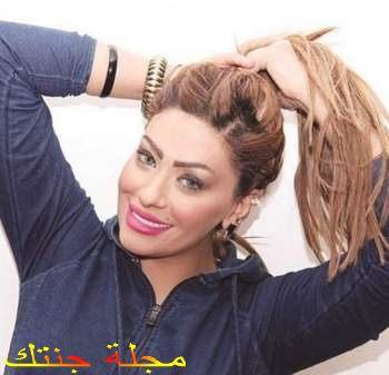 الفنانة الموهوبة غدير صفر