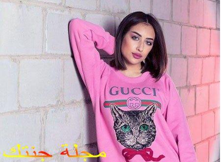 الفنانة سارة القبندى